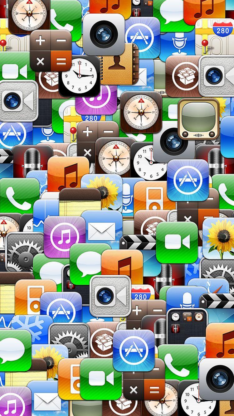 iPhone App Wallpapers - Wallpaper Cave