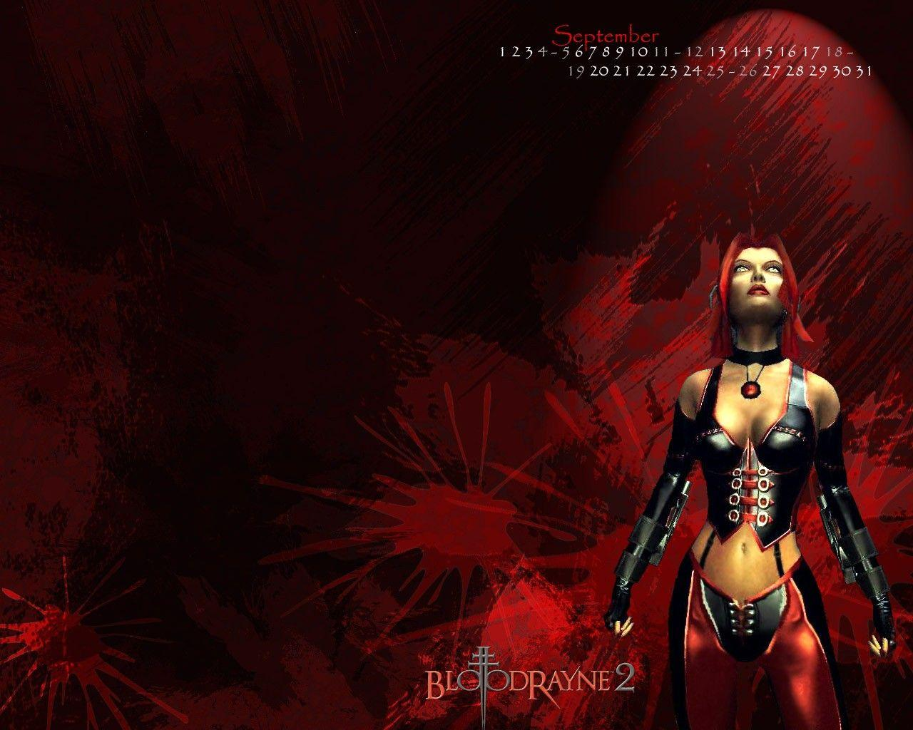 Bloodrayne Wallpapers Wallpaper Cave