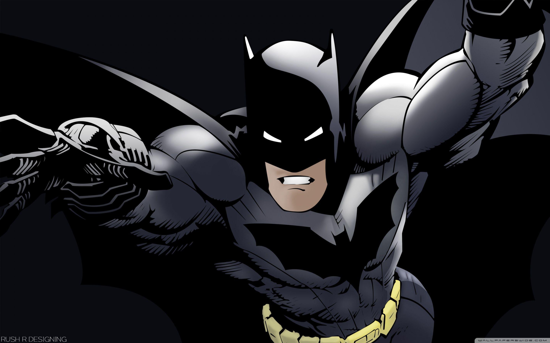 Batman 4K HD Desktop Wallpaper For Ultra TV O Wide