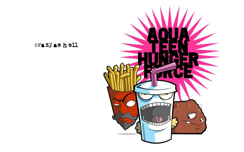 Aqua Teen Hunger Force Wallpapers Wallpaper Cave