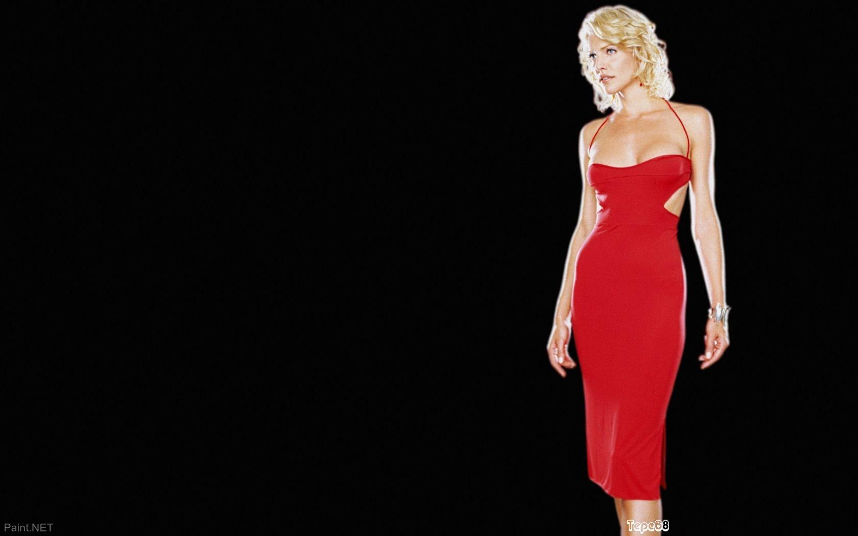 Tricia Helfer Wallpapers Wallpaper Cave