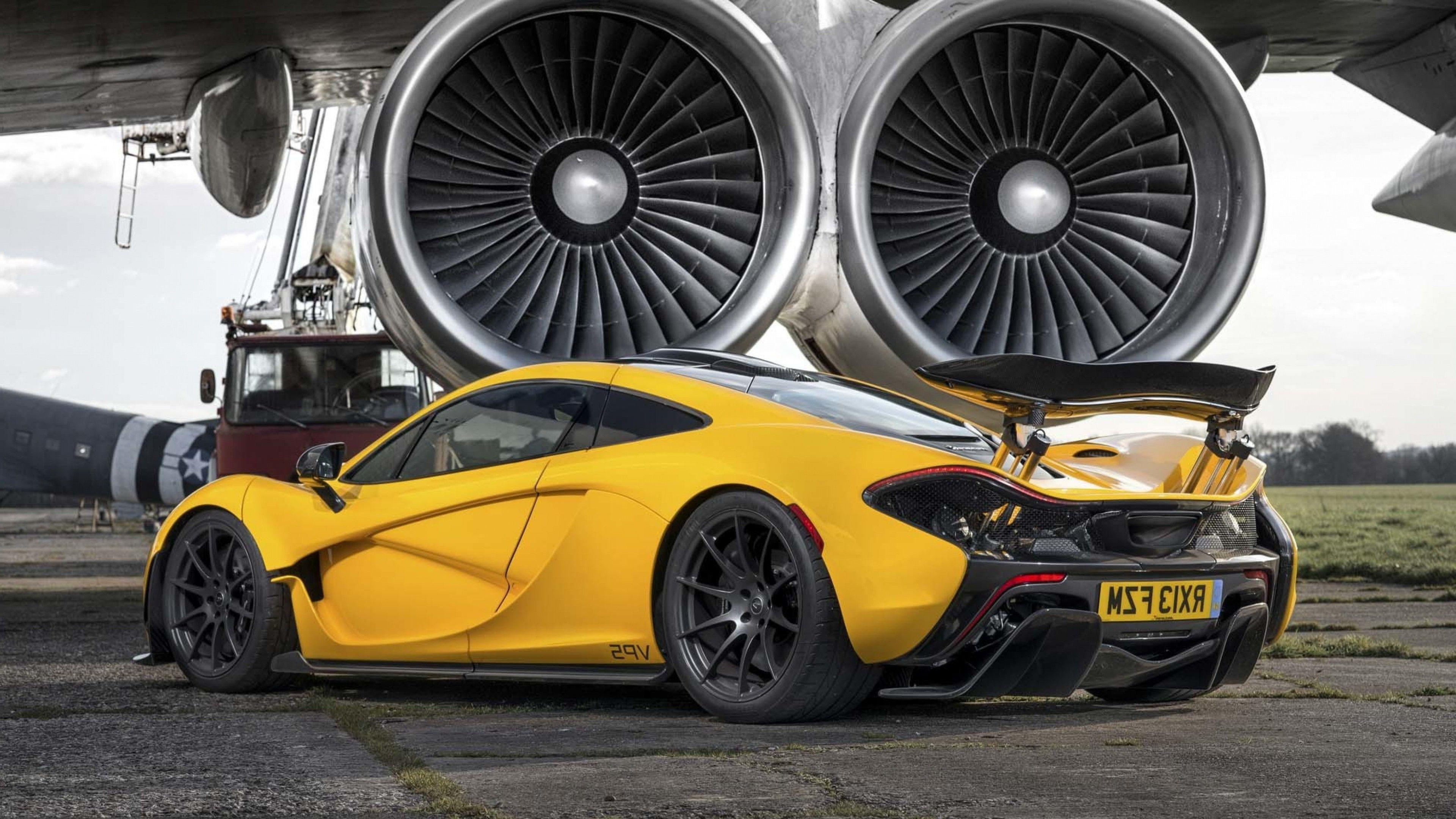 Mclaren P1 Yellow, HD Cars, 4k Wallpapers, Image, Backgrounds