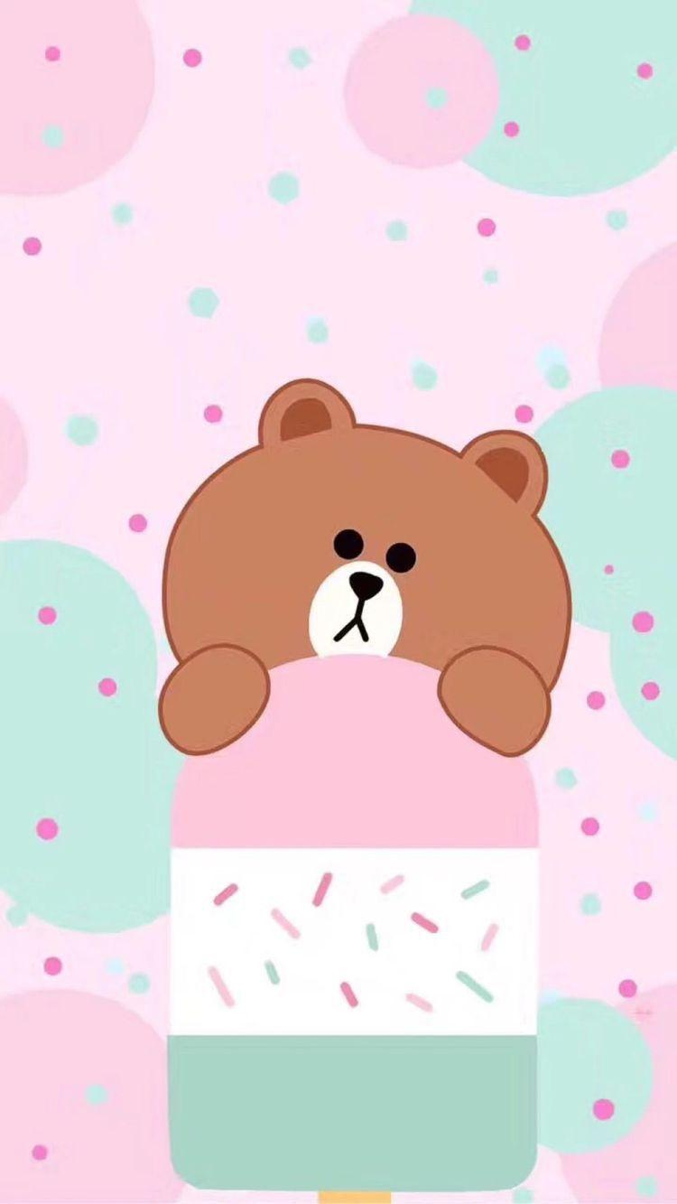 Line Friends Wallpapers Wallpaper Cave