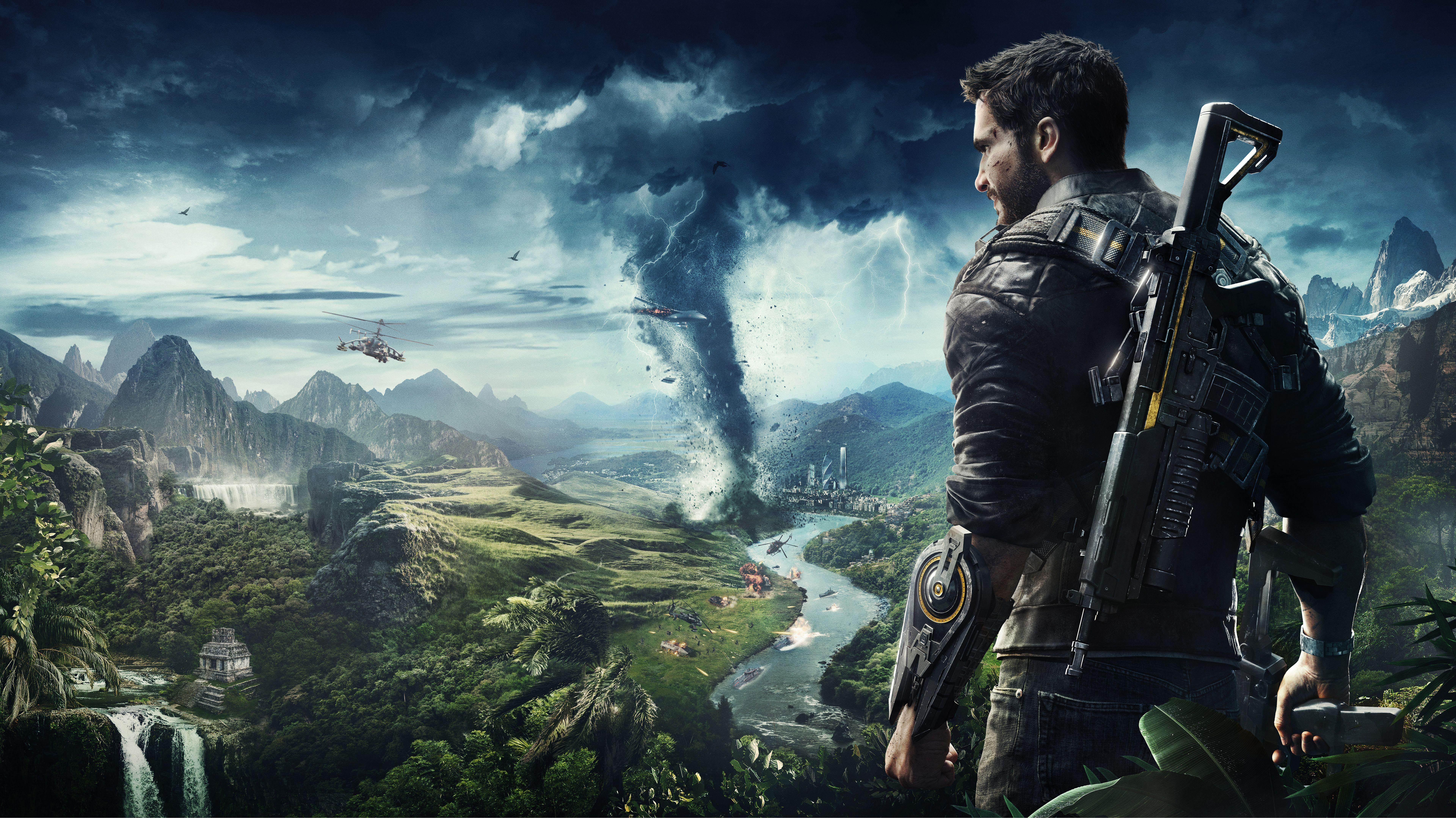 Just Cause 4 Wallpapers Wallpaper Cave
