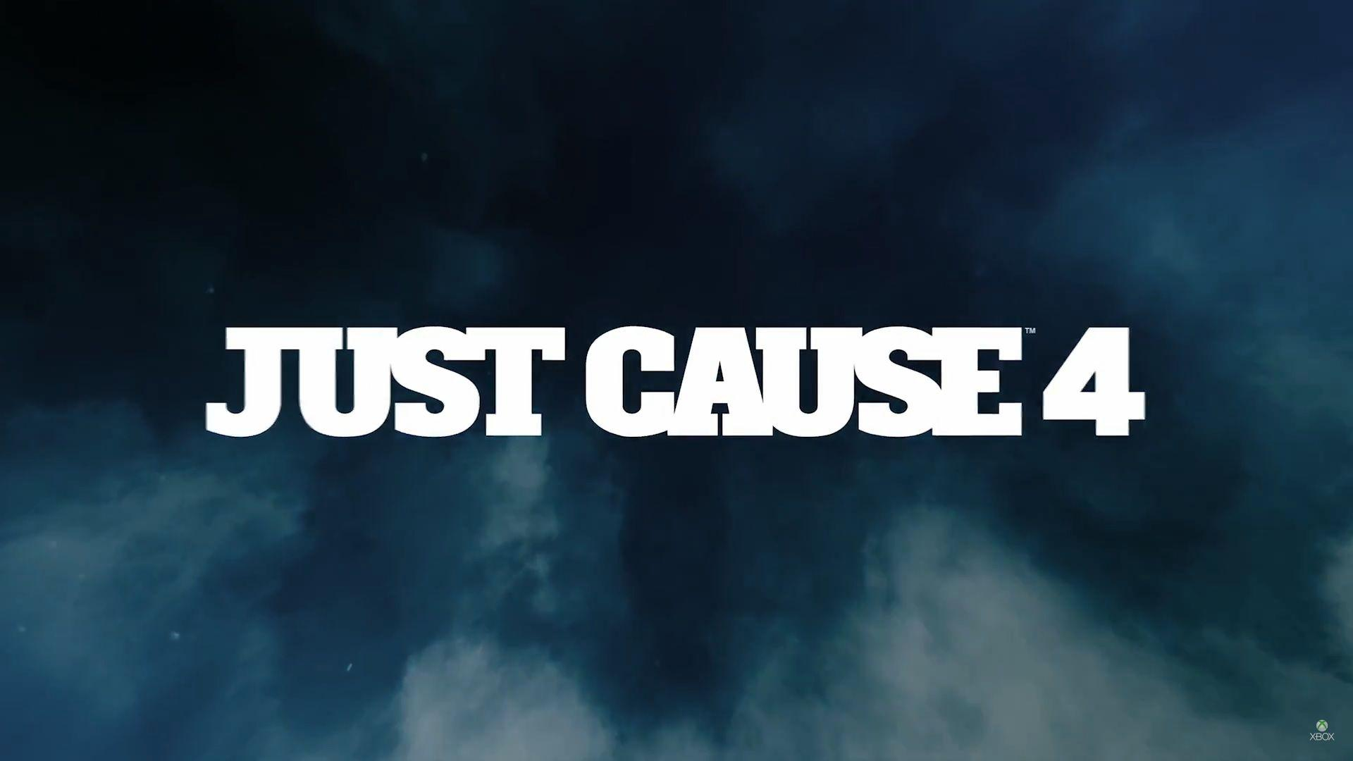 Just Cause 4 Wallpaper: Just Cause 4 Wallpapers