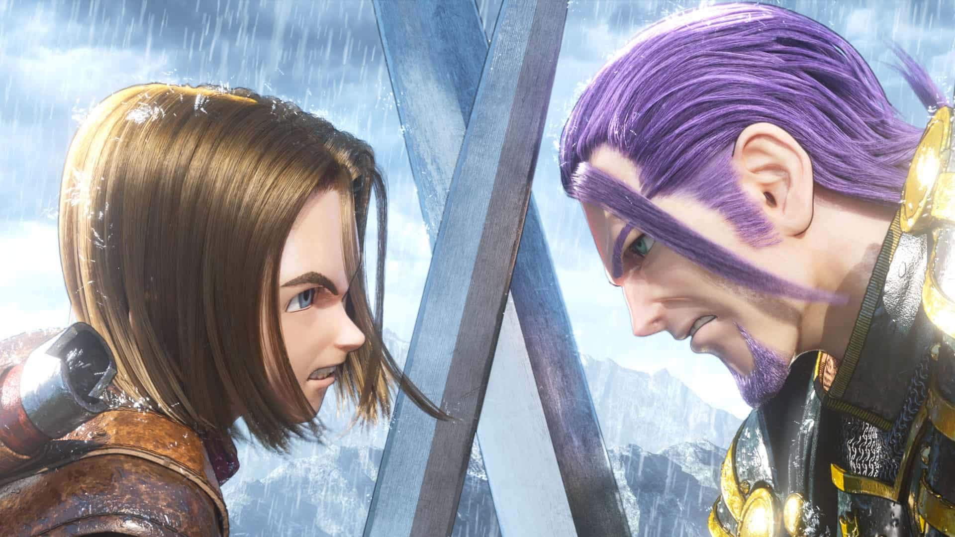 Dragon Quest XI: Echoes Of An Elusive Age Wallpapers ...