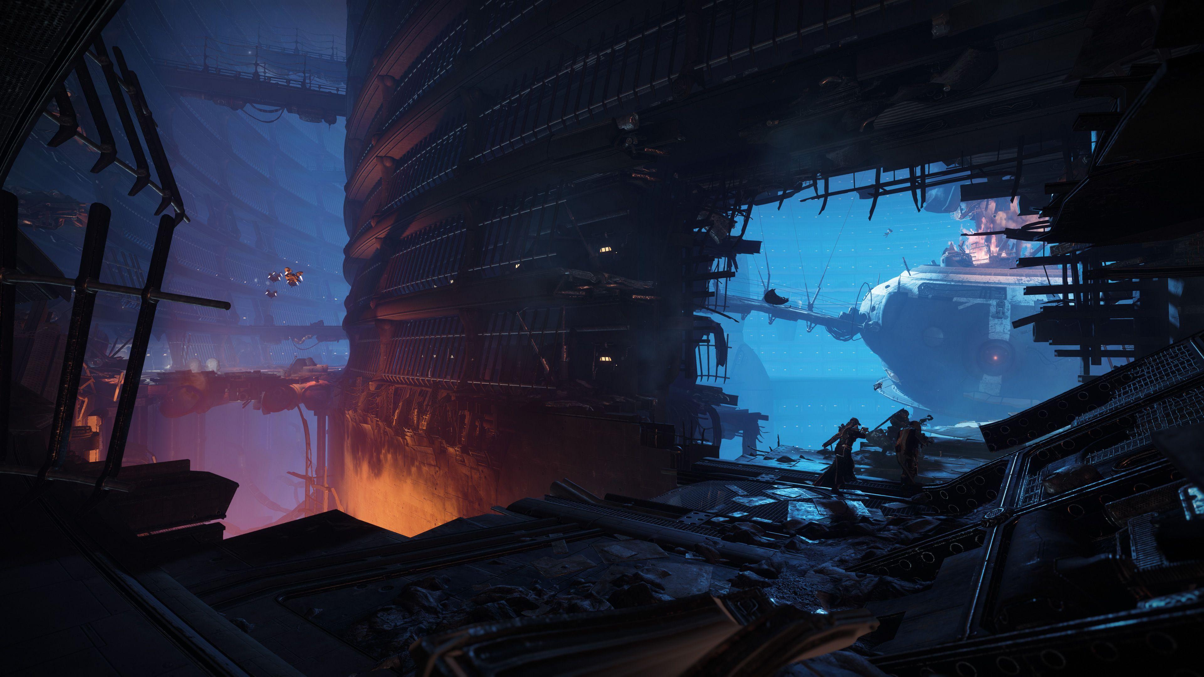 Destiny 2 Pc Wallpaper: Destiny 2 Forsaken DLC Wallpapers