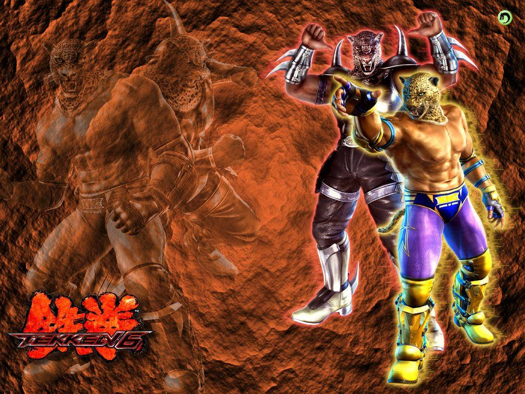 King Tekken Wallpapers - Wallpaper Cave