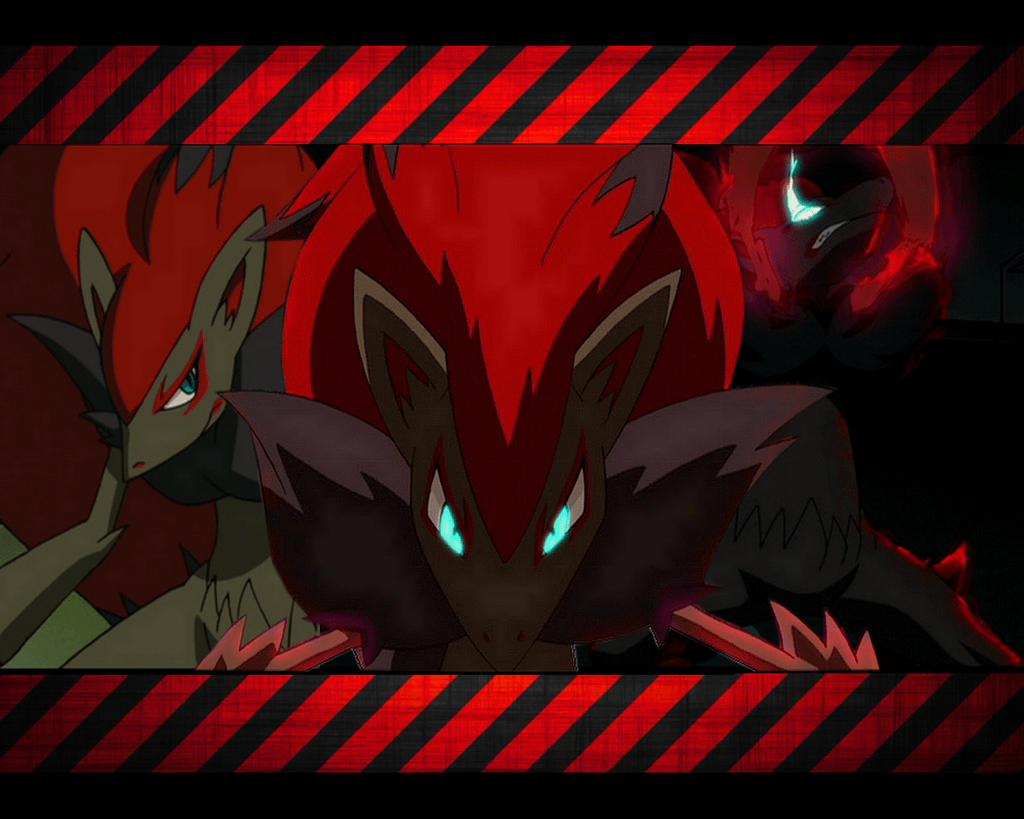 Zoroark Hd Wallpapers Wallpaper Cave