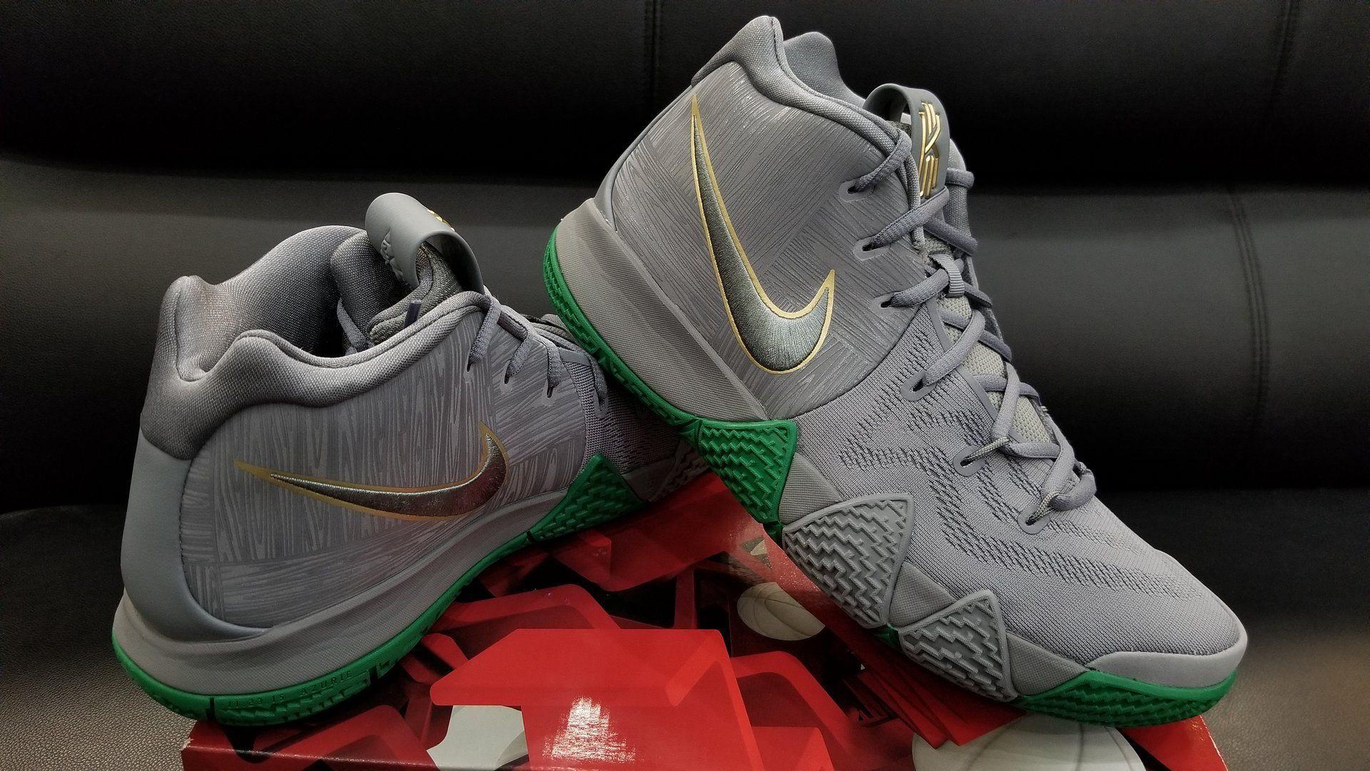 1c26533a5df Nike Kyrie 4 City Guardians Landing Next Week • KicksOnFire.com