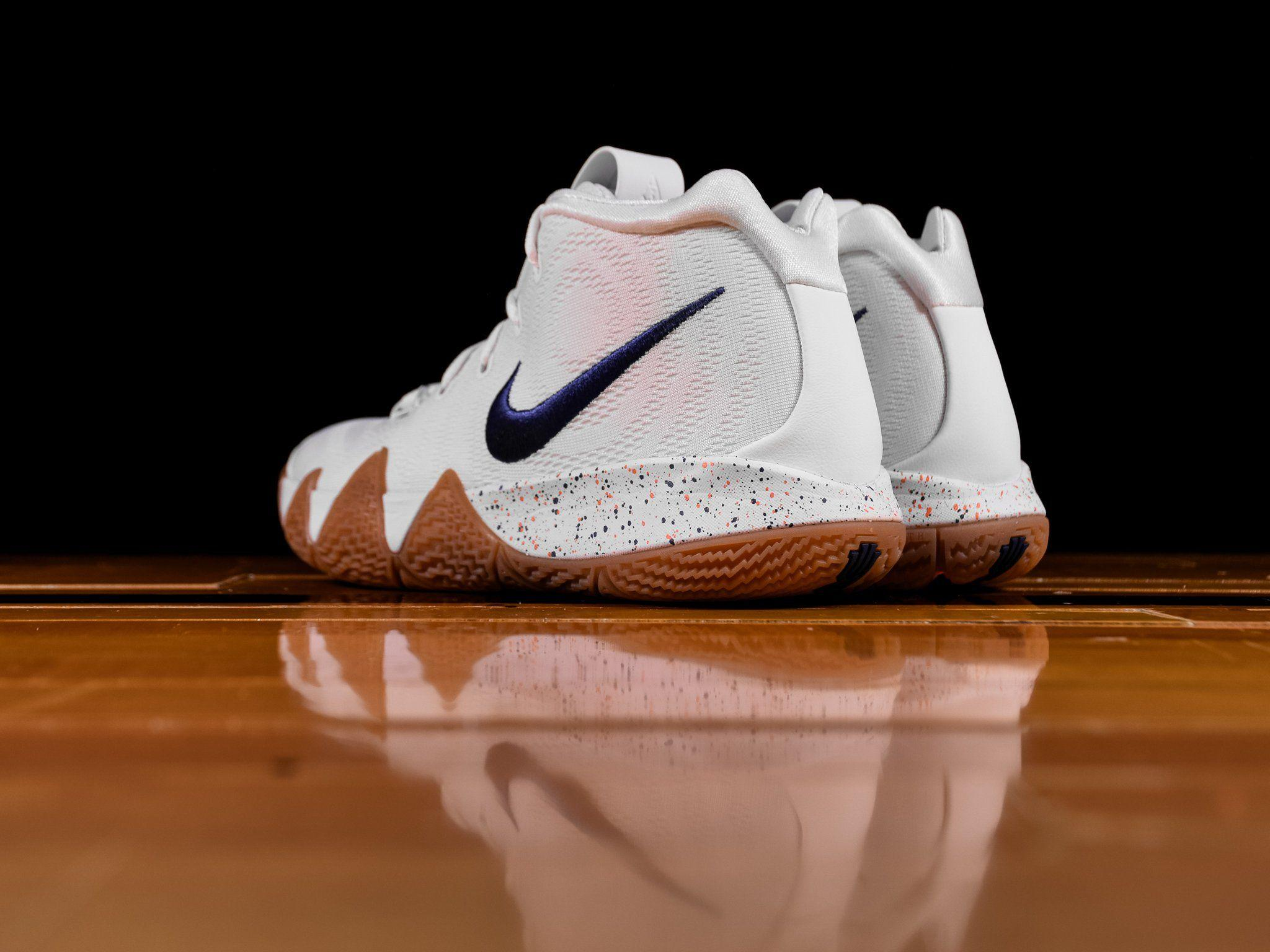 newest 87338 3dbd1 Nike Kyrie 4 Wallpapers - Wallpaper Cave