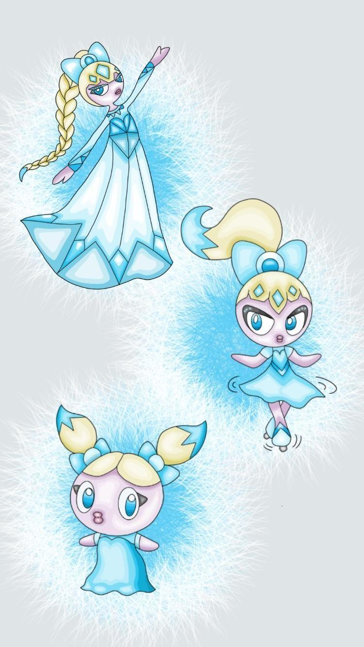 Ive been asked multiple times to create an ice type gothita line ...
