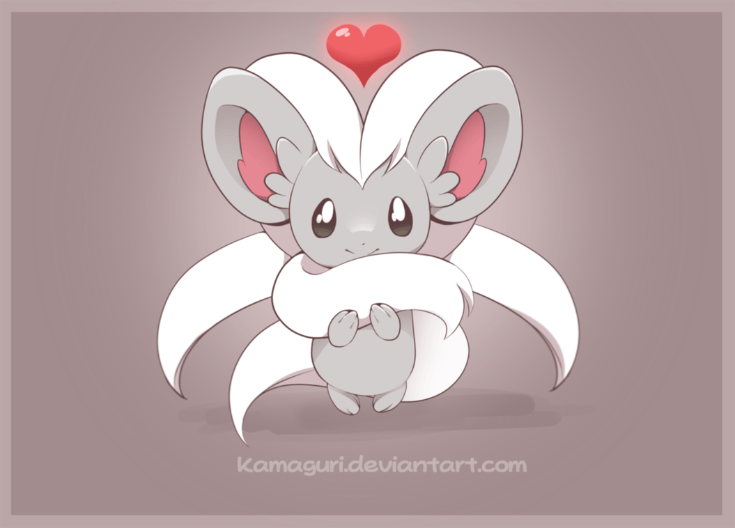 Cinccino | Pokemon Fanart by Kamaguri on DeviantArt