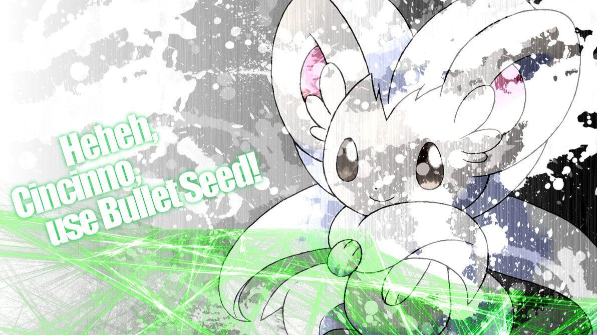 Cinccino Wallpaper by applejackles on DeviantArt