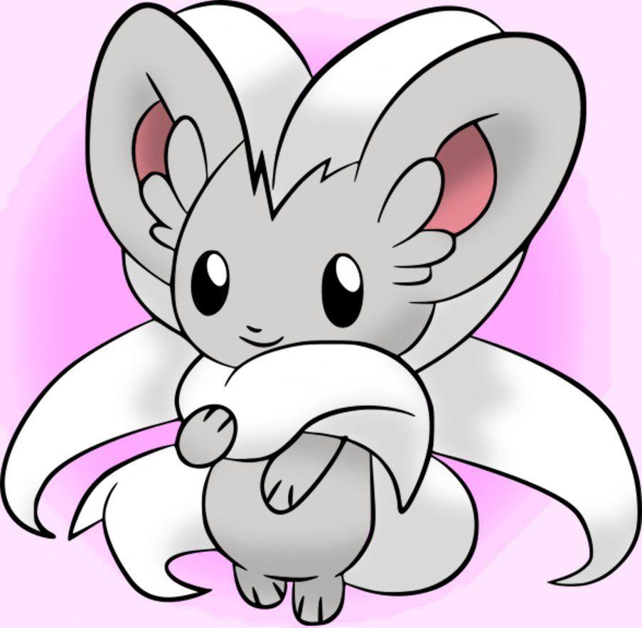 Cinccino from Pokemon by SogefloColo on DeviantArt