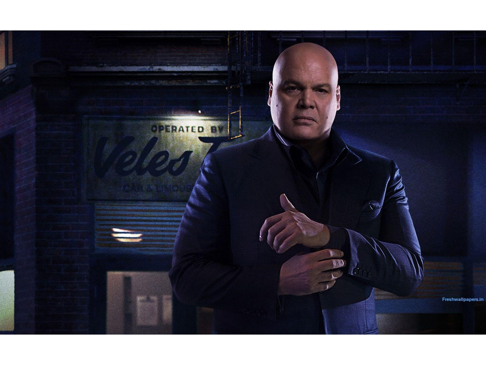 Kingpin in Marvel Daredevil wallpapers