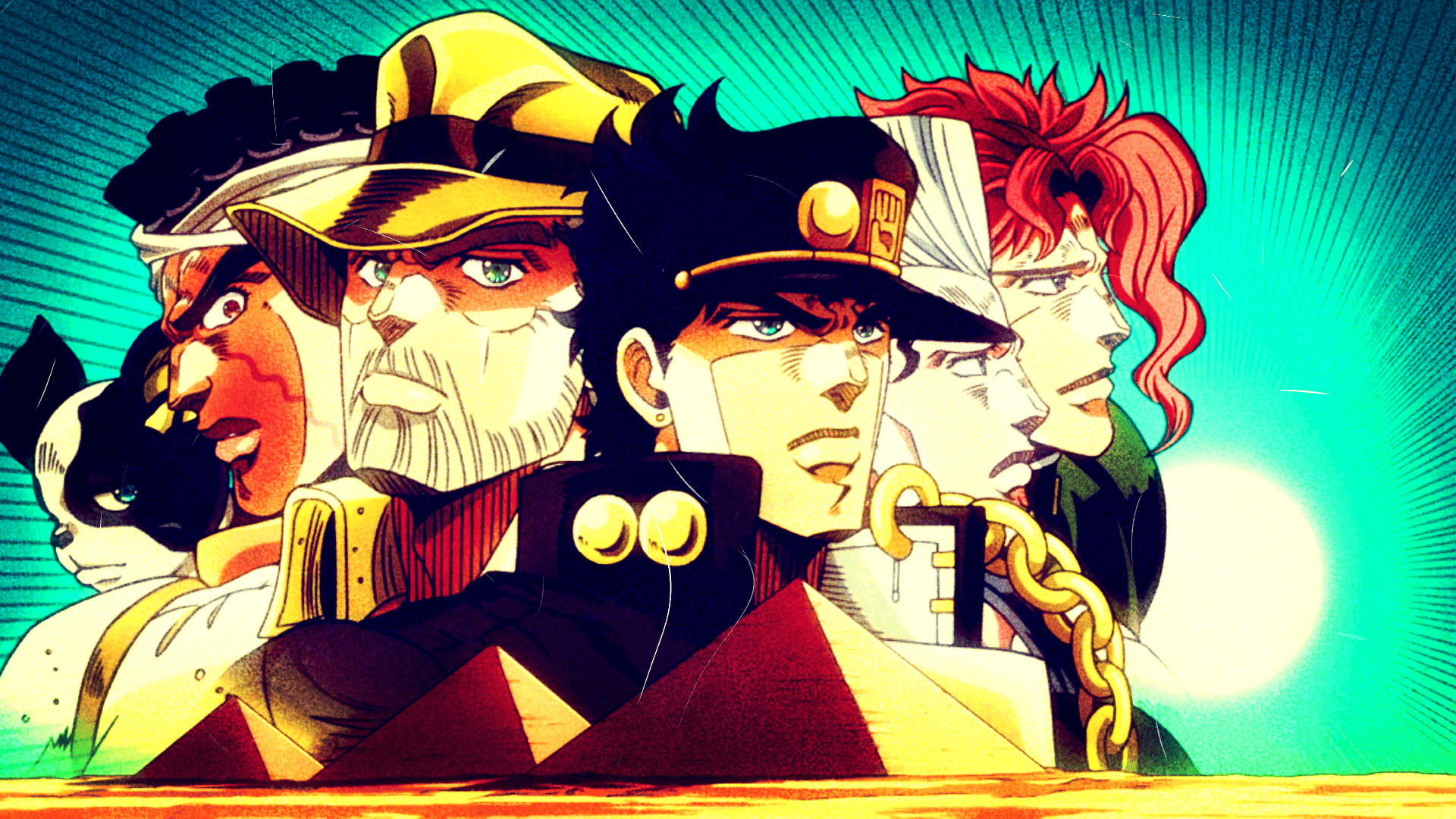 146 Jotaro Kujo HD Wallpapers | Background Images - Wallpaper Abyss ...