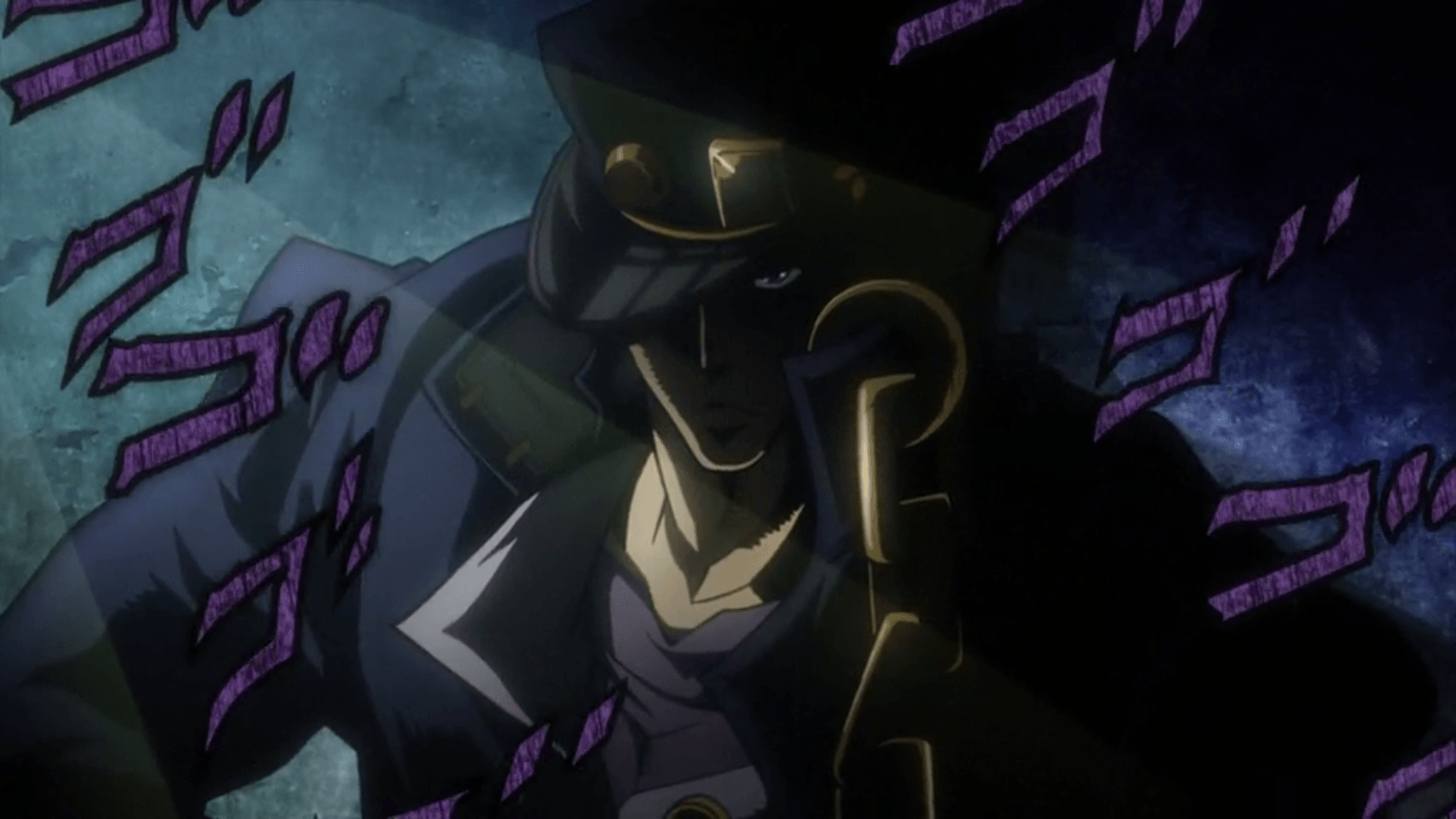 Image - Jotaro Kujo at the end of Battle Tendency.png | Heroes Wiki ...