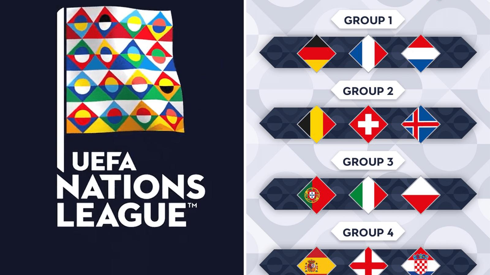 Uefa Nations League 2021/19