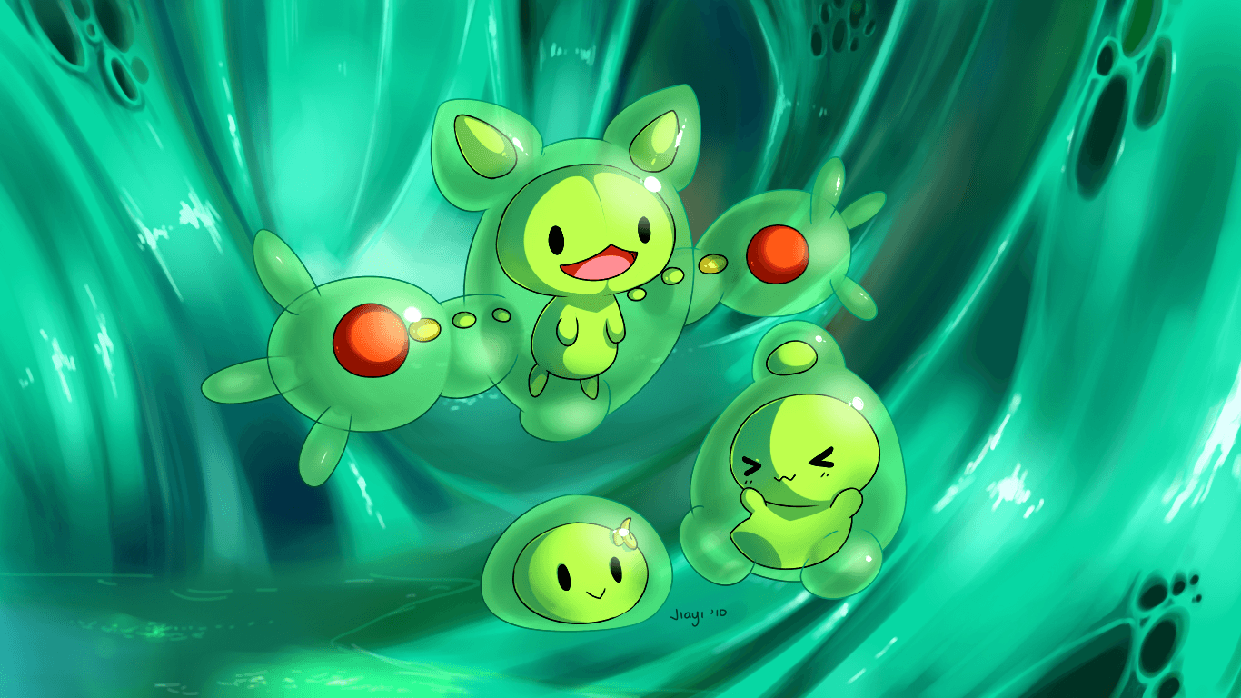 solosis duosion and reuniclus