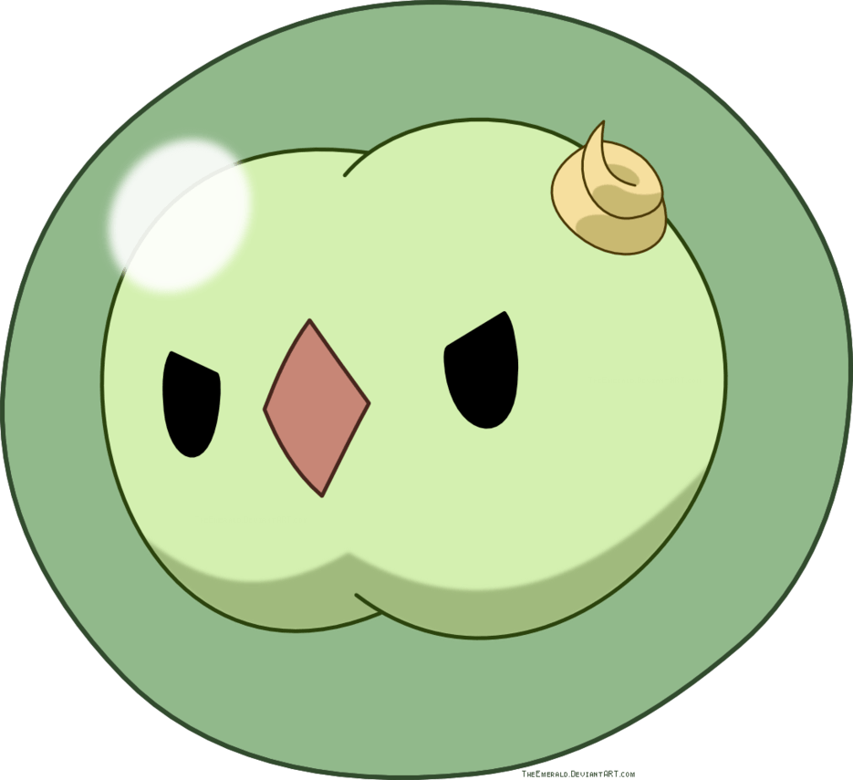 Free Solosis Pokemon Vector by Emerald-Stock on DeviantArt