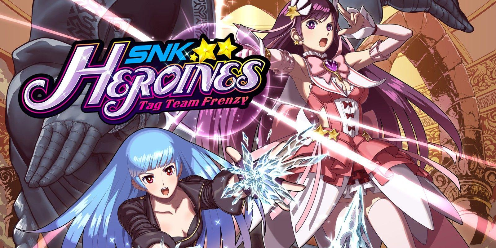 Snk Heroines Tag Team Frenzy Wallpapers Wallpaper Cave