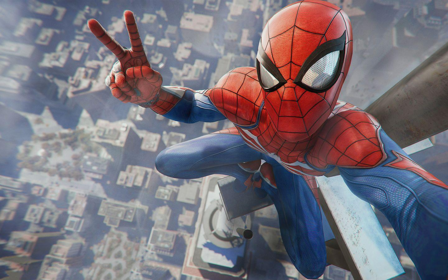 Marvel S Spider Man Wallpapers Wallpaper Cave