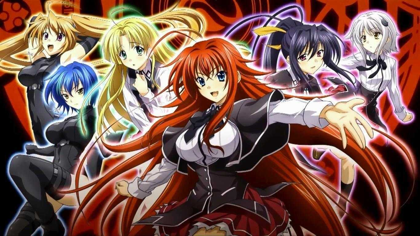 Highschool dxd wallpapers Gallery