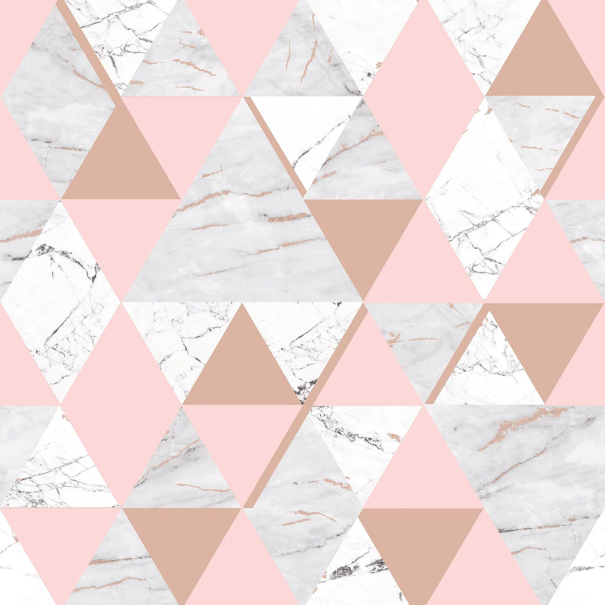 Pink Marble Wallpapers Wallpaper Cave