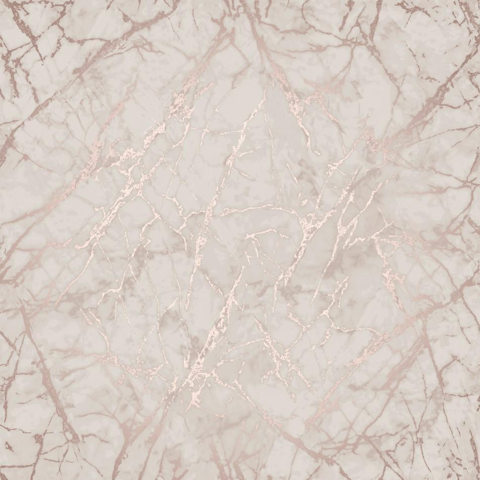 Rose Gold Pink Metallic Marble Wallpapers Brokers Melbourne Stock Store