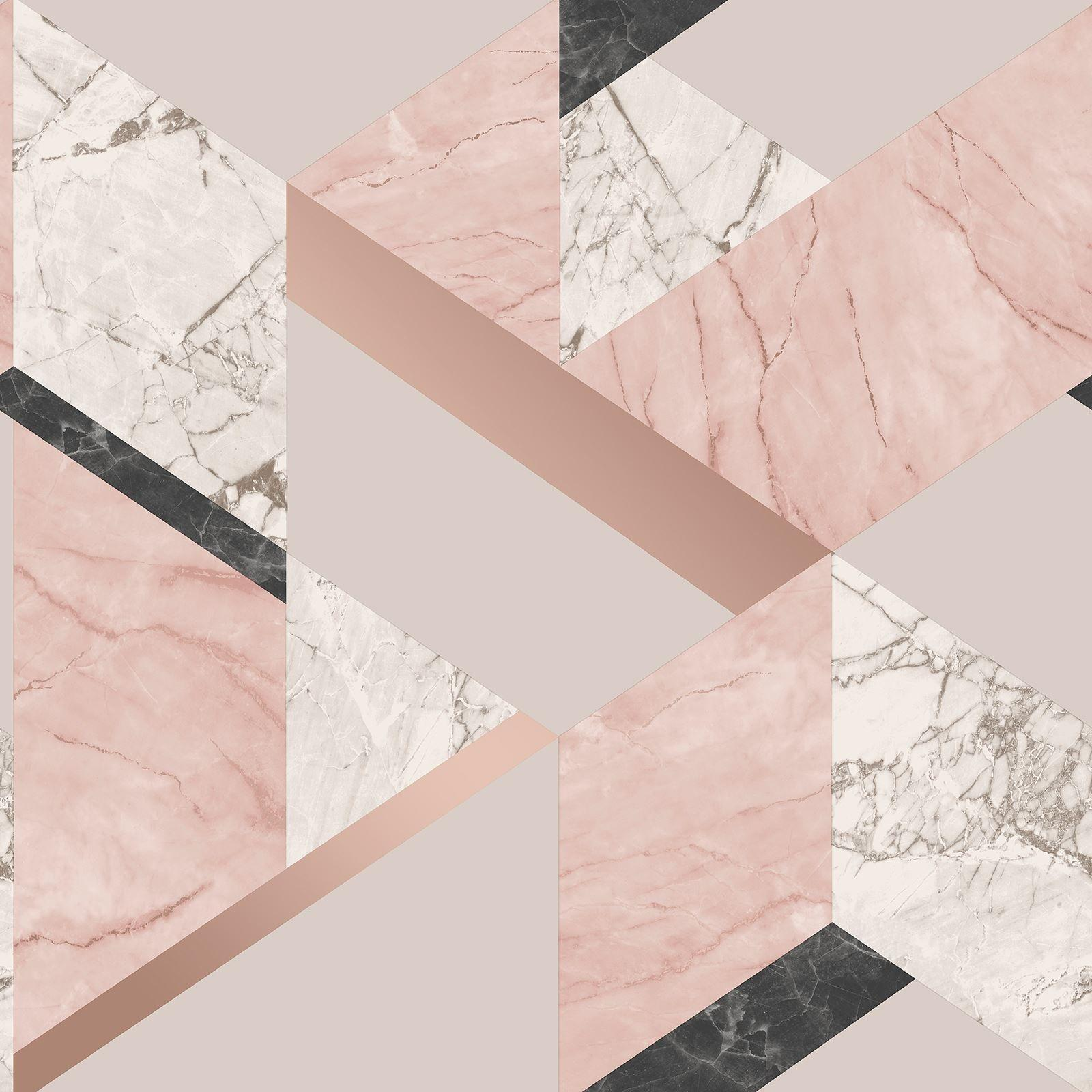 White and Gold Marble Wallpaper | MuralsWallpaper | Gold ... |Pale Pink Marble Background