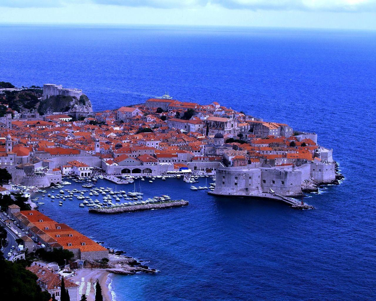 Dubrovnik, Croatia Wallpapers and Backgrounds Image