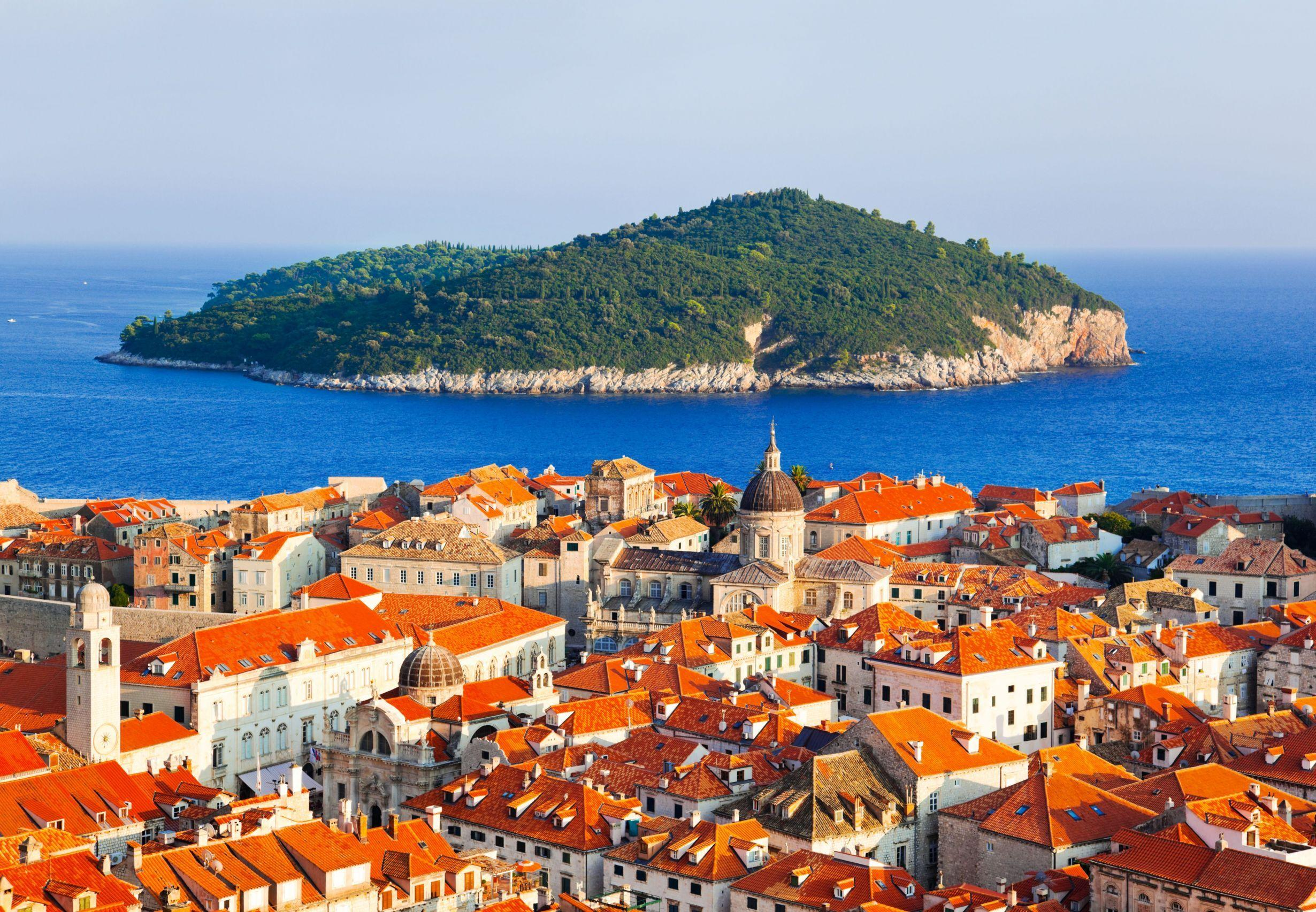 Earth Backgrounds, 408990 Dubrovnik Wallpapers, by Derrick Snow