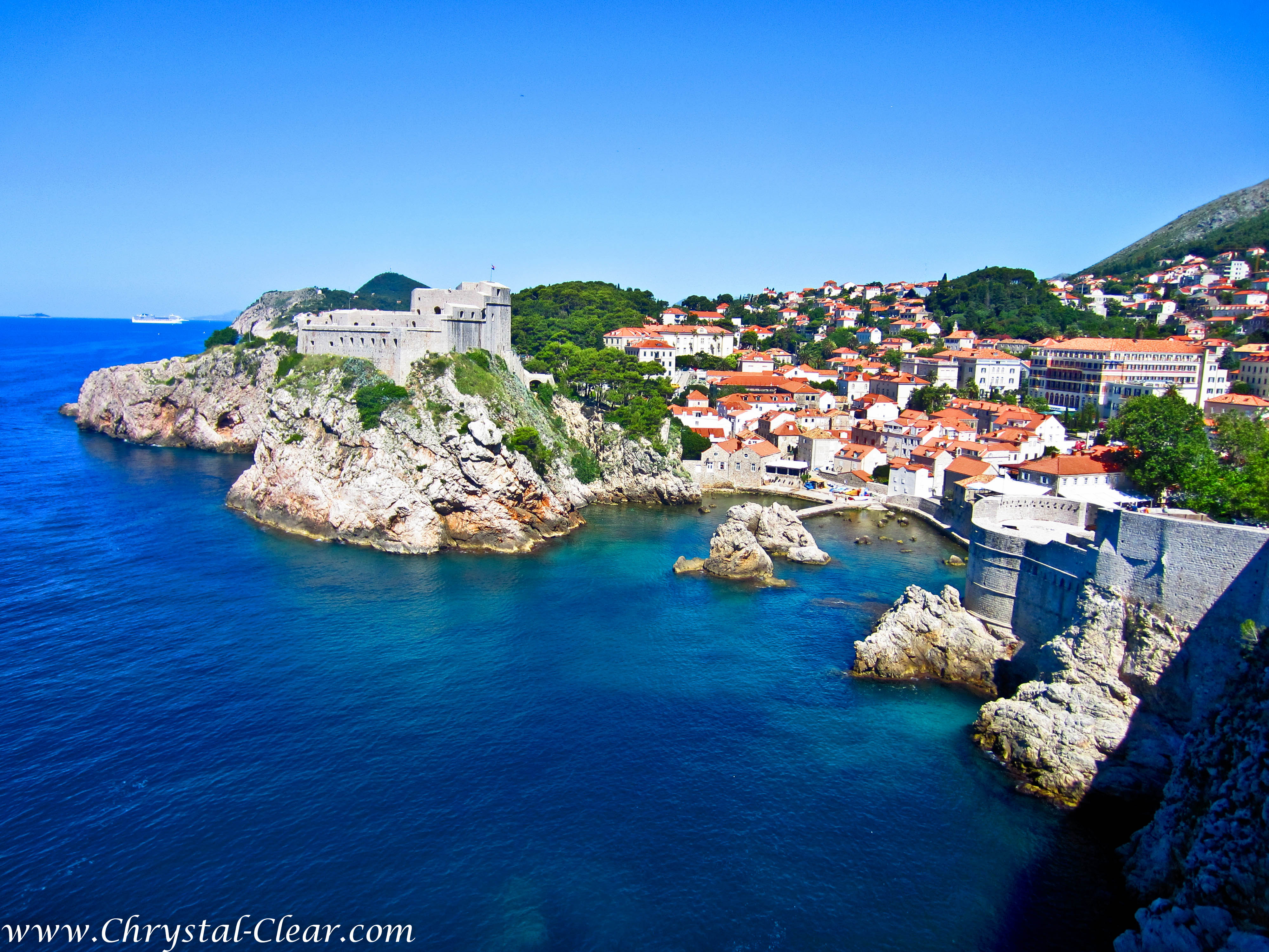 Croatia Dubrovnik Free Download Image HD Desktop Wallpapers