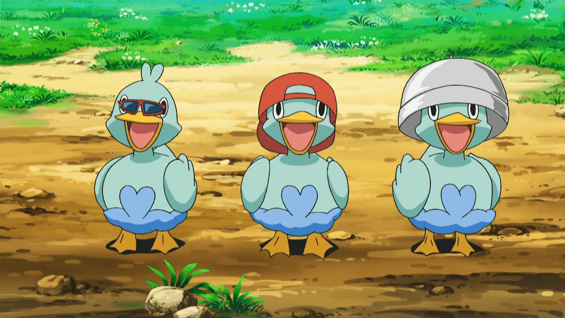BW020: Dancing With the Ducklett Trio! | Pokémon Wiki | FANDOM ...