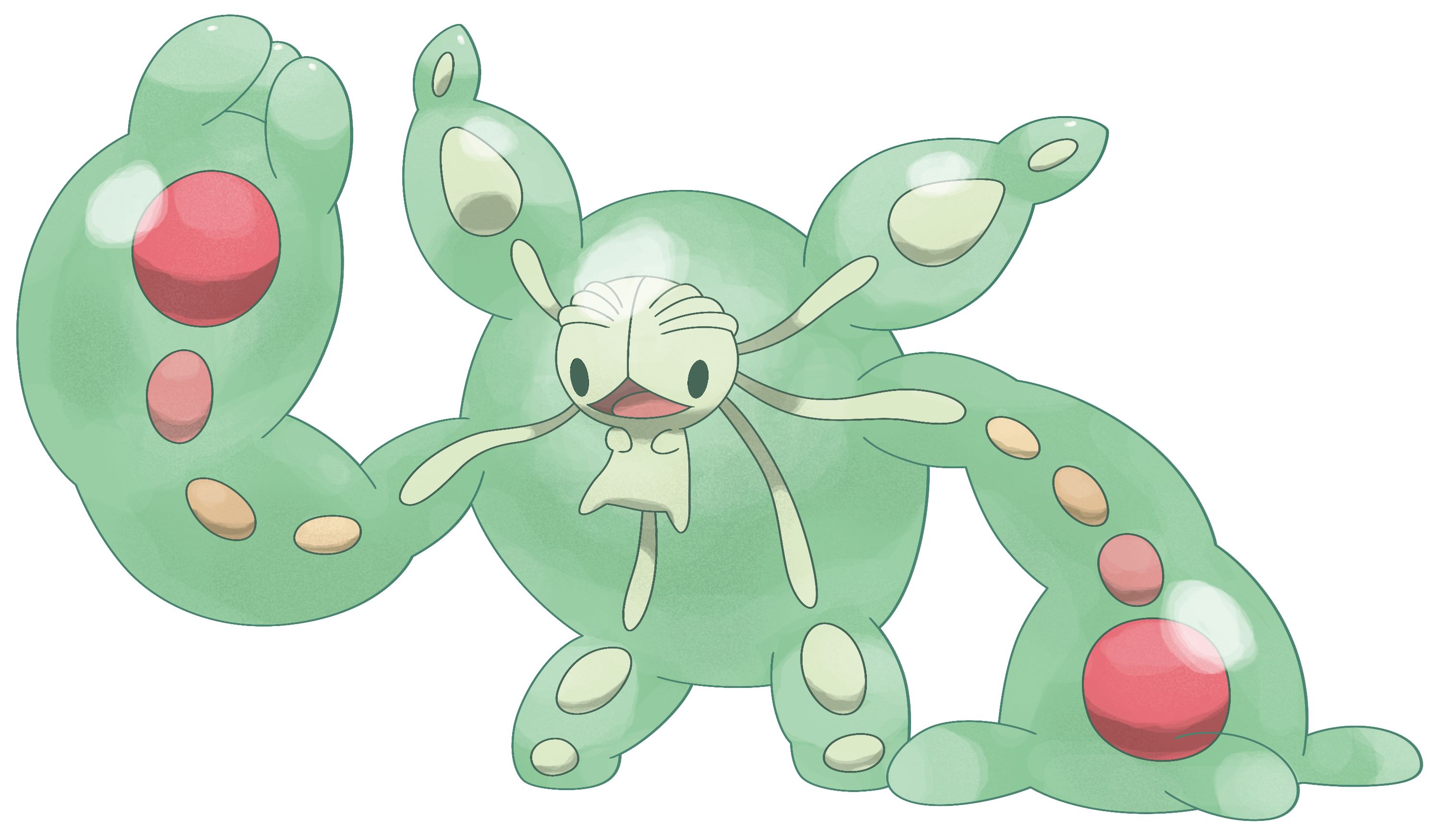 Mega Reuniclus by Smiley