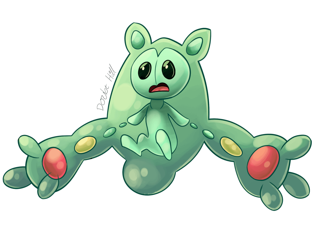 Favourite 100 Pokemon: 98: Reuniclus by DoubtHill