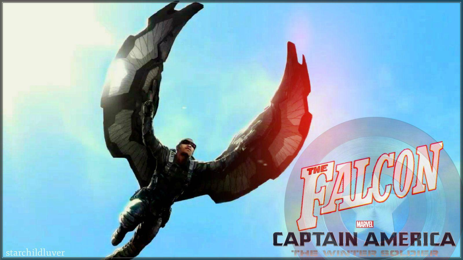 Captain America:The Winter Soldier image The Falcon HD wallpapers