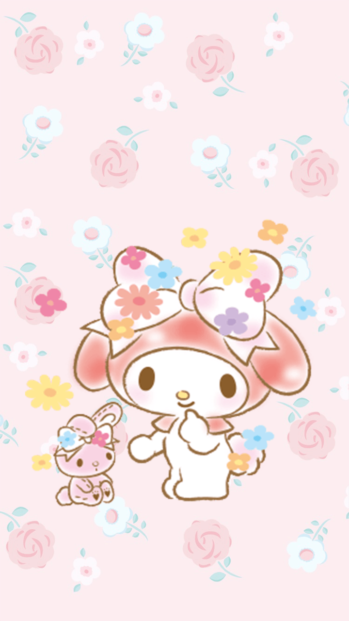 My Melody Wallpapers - Wallpaper Cave