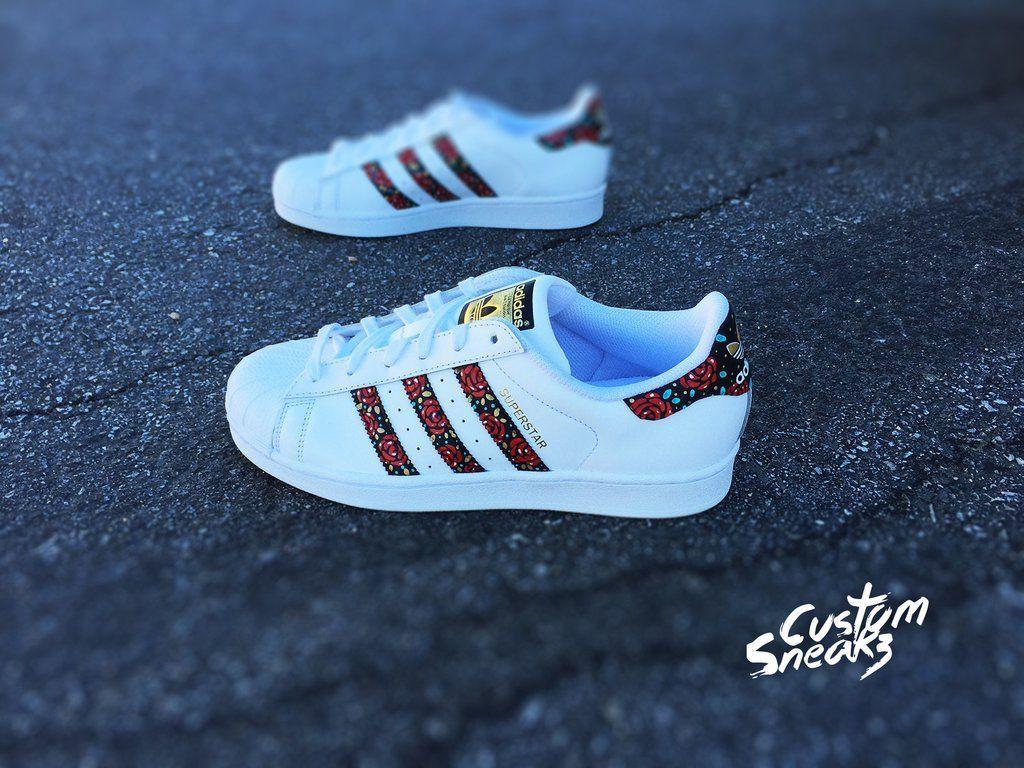 Buty damskie Adidas Superstar UP S81380 KOTURNY 41