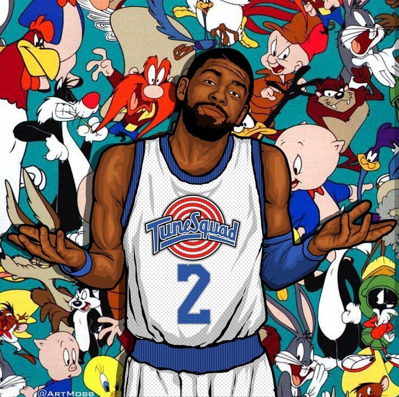 Cartoon Basketball Wallpapers Wallpaper Cave