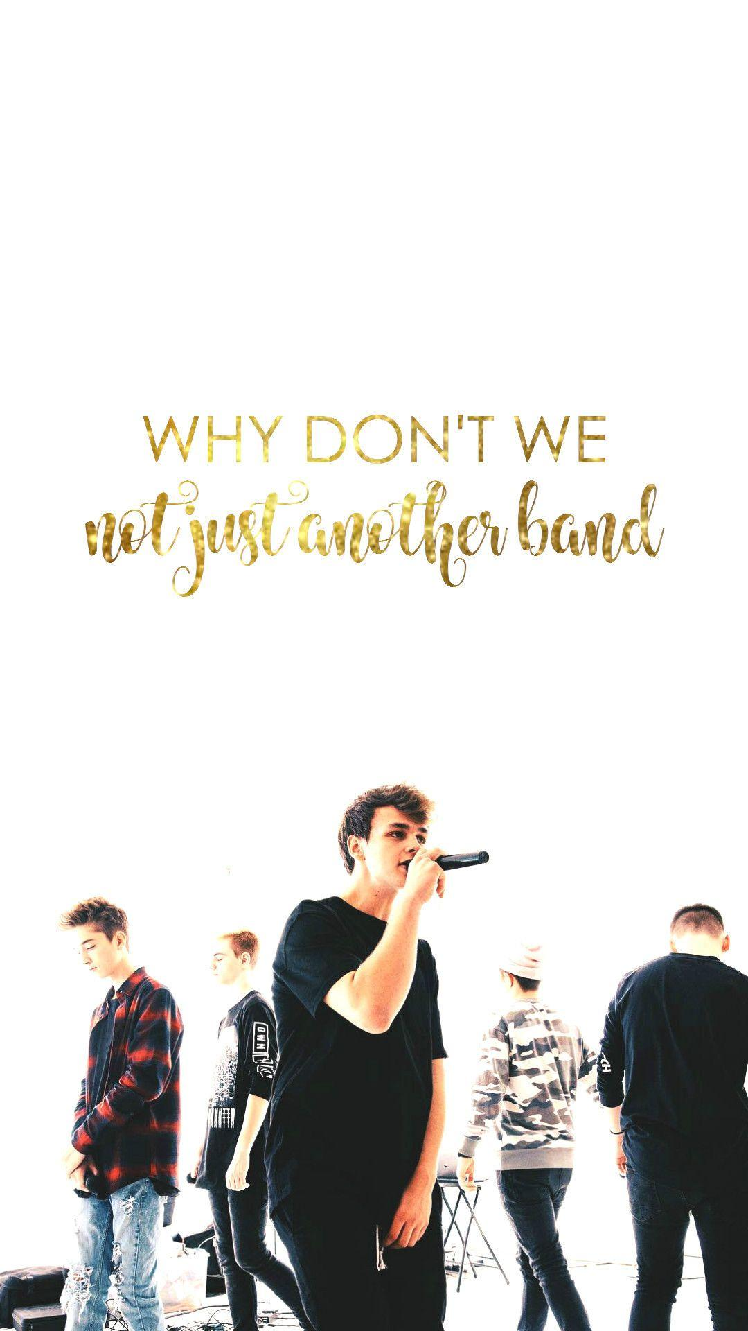 Why Don't We Wallpapers - Wallpaper Cave