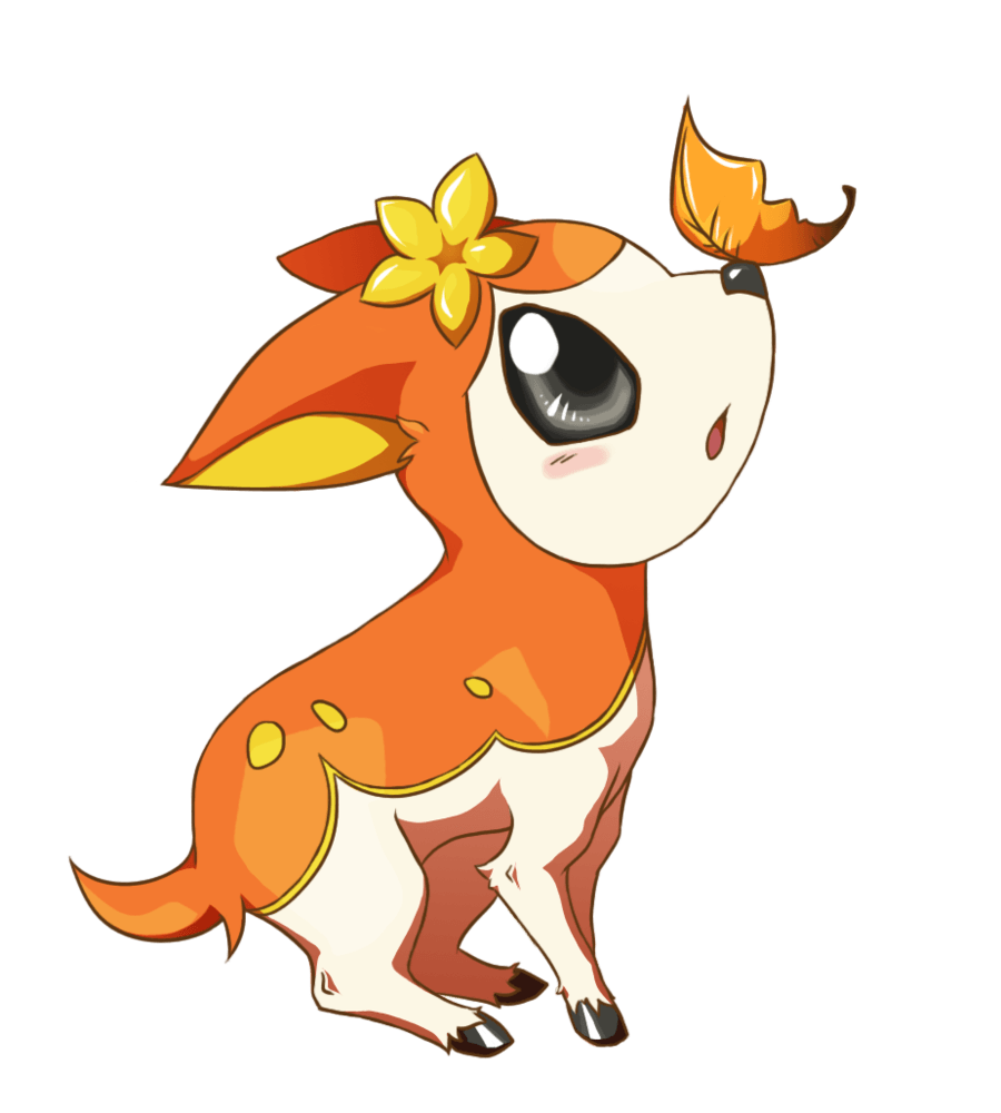 Autumn Deerling by KanyMon