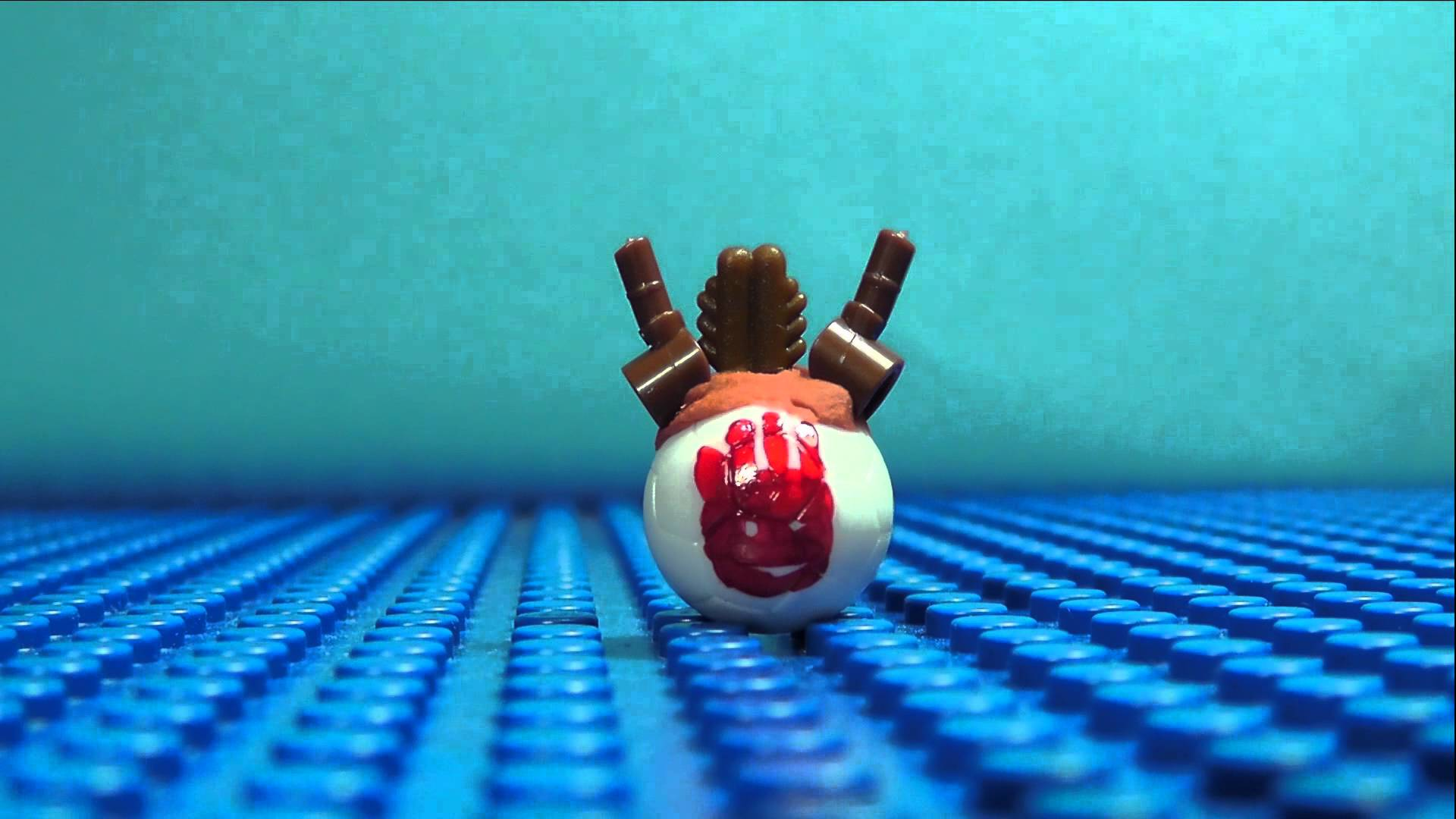 LEGO Cast Away