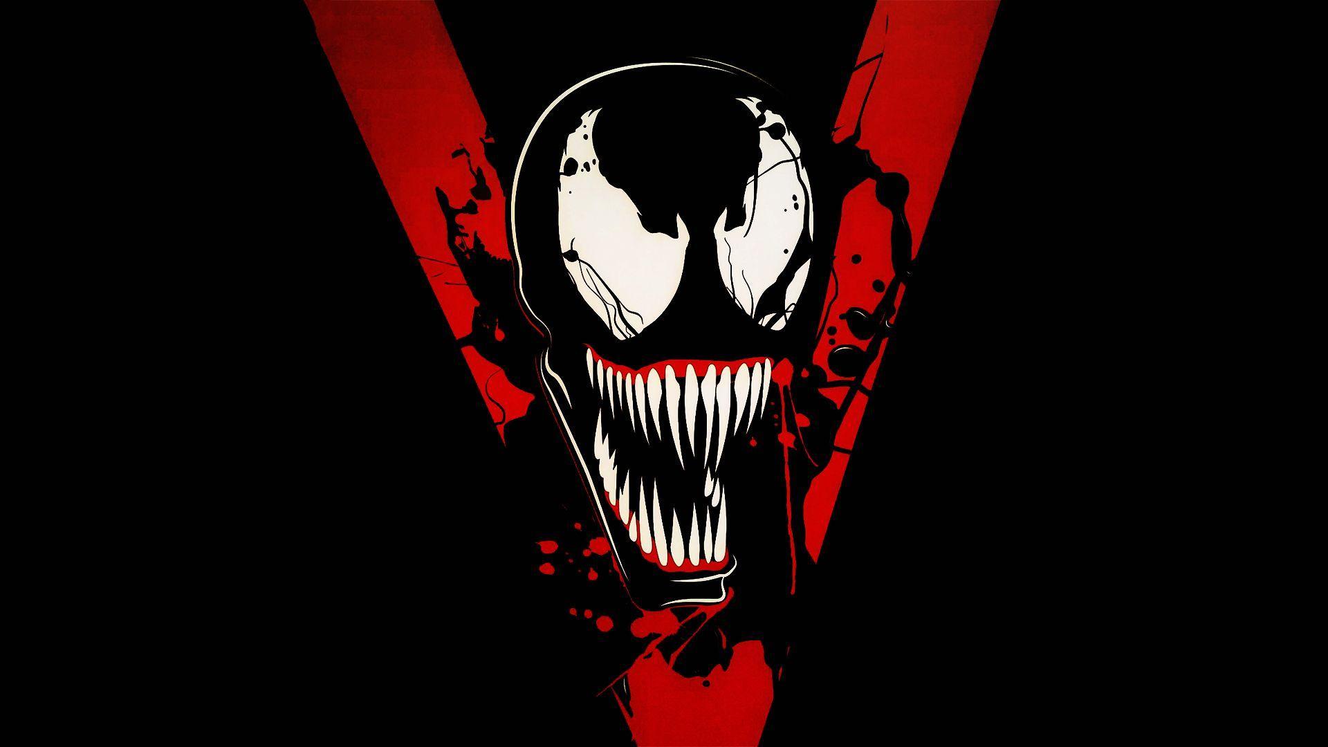 Venom Logo Wallpapers - Wallpaper Cave