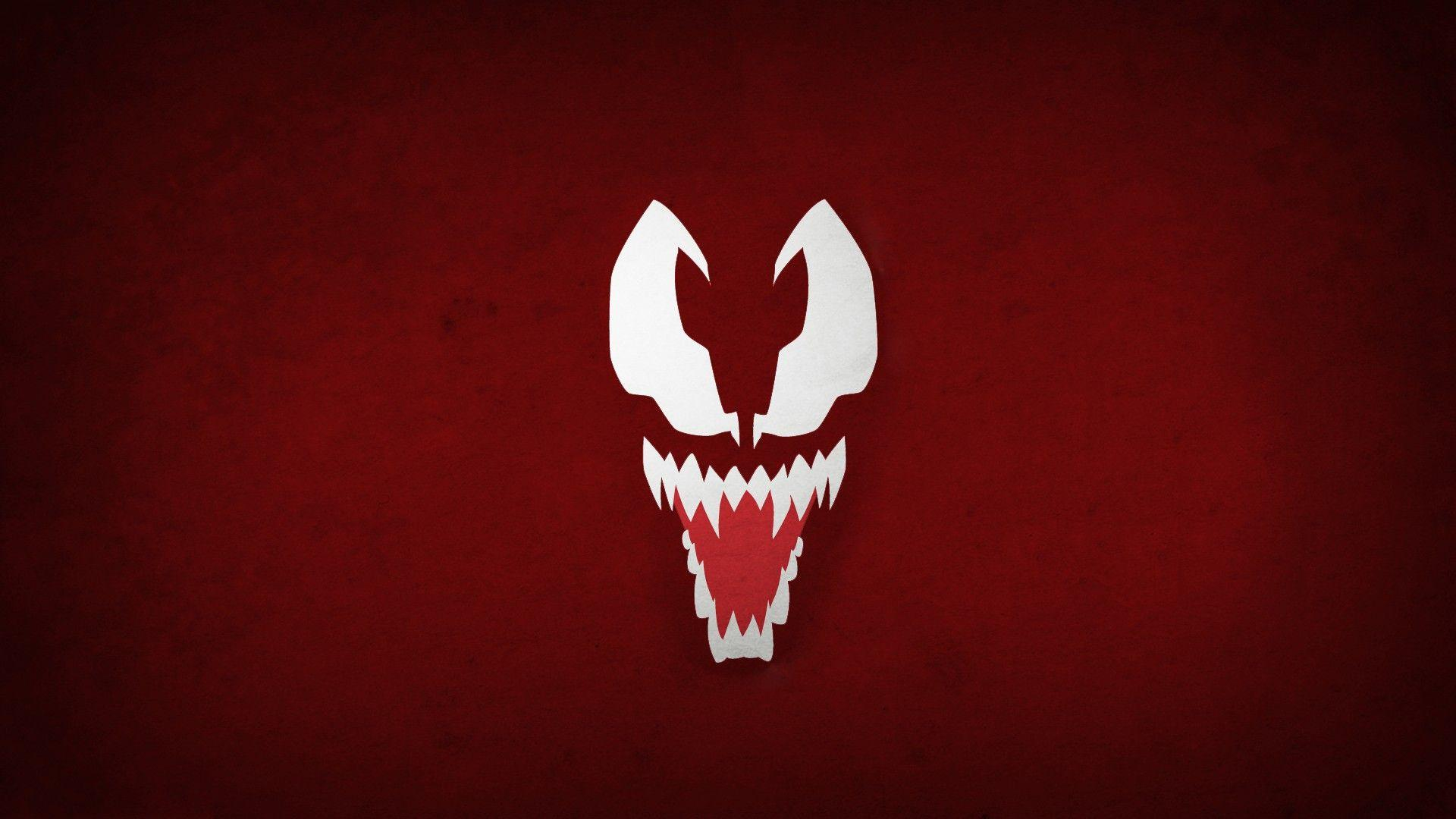 Venom Logo Wallpapers Wallpaper Cave