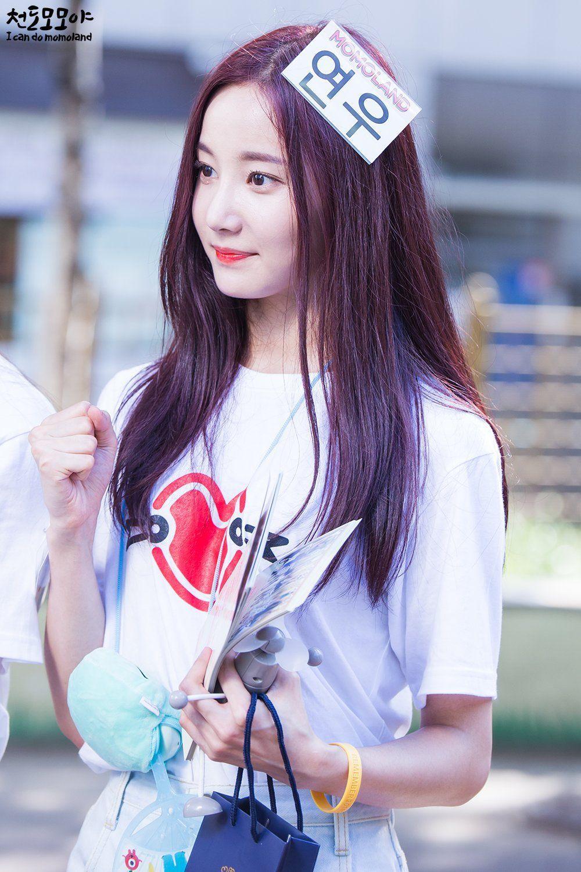 Momoland Yeon Woo