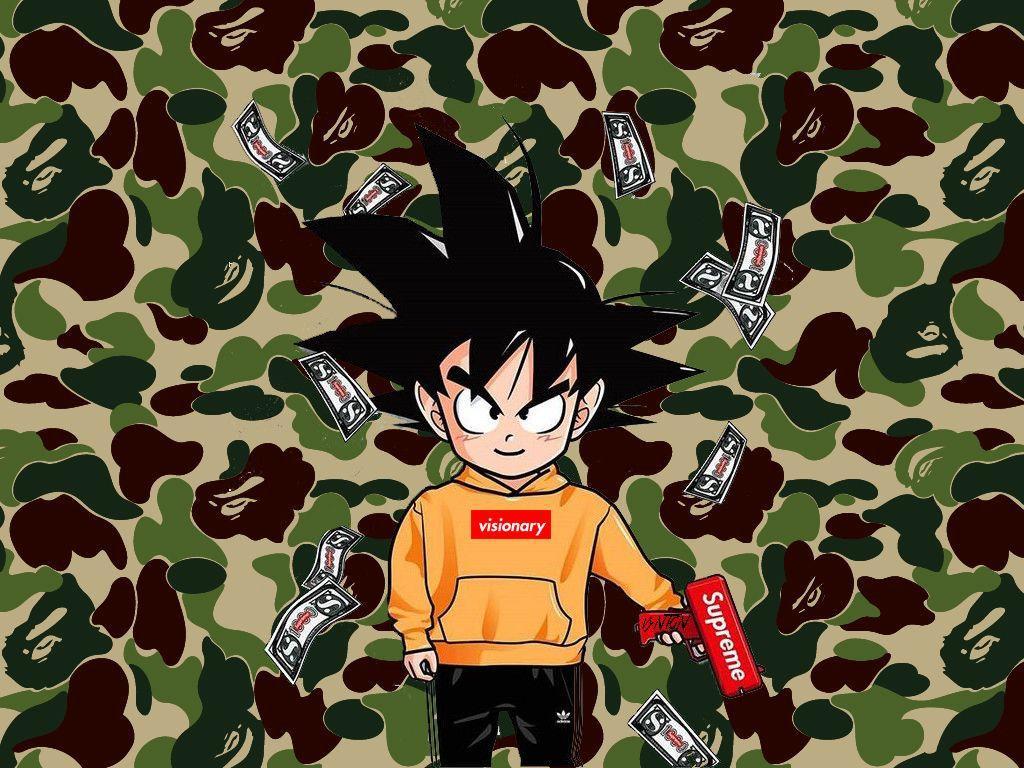 Supreme Goku Wallpapers Wallpaper Cave