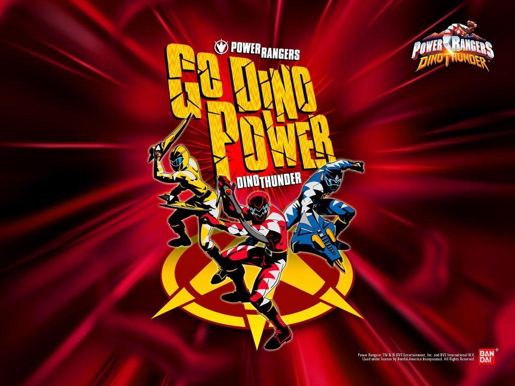26+ Power Rangers Dino Thunder (Video Game) JPG