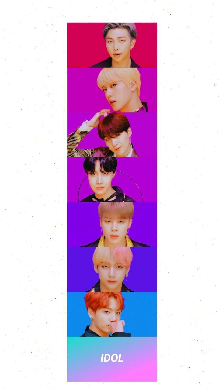 Bts Idol Wallpapers Wallpaper Cave